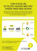 Letreiro Ecolub